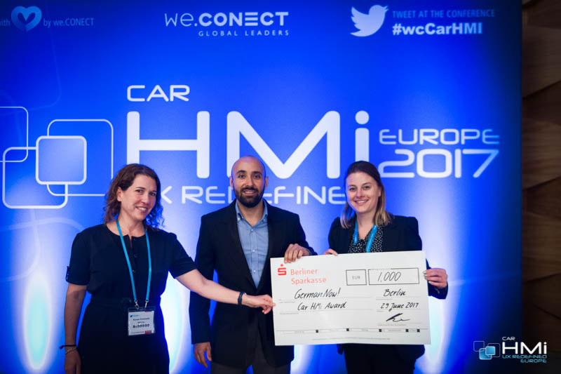 Car HMi Award charity