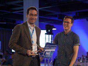 happy to be Winner of the Car HMI award