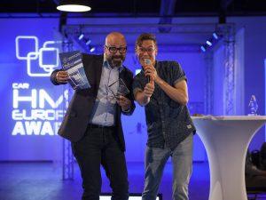 Winner of the Car HMI award