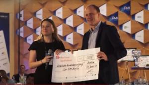 Charity at the Car HMI Award