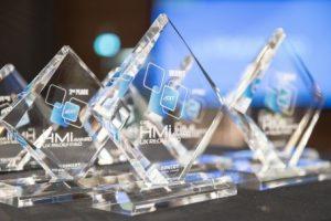 Car HMI award trophy