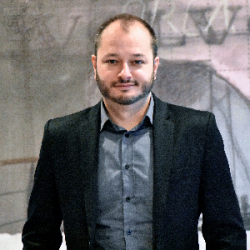 Gustavo Guerra, Design Director, Volvo Construction Equipment at Group Trucks Technology